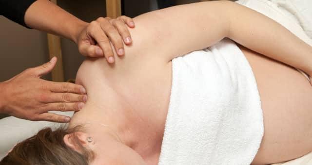 טיפול בכאב גב בהריון