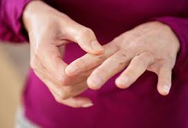 כאבי מפרקים - ראומטיד ארטריטיס RA