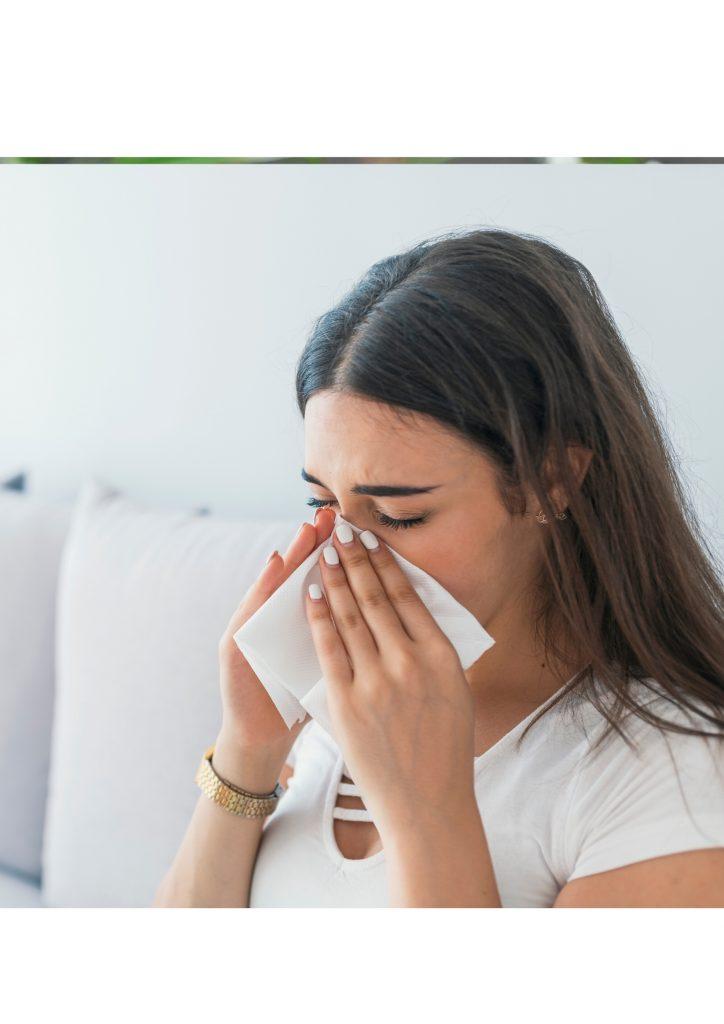 אלרגייה קדחת השחת